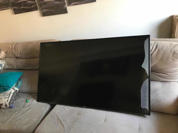 Tv Led Samsung 55 Tela Quebrada