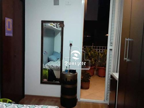 Sobrado À Venda, 135 M² Por R$ 720.000,01 - Silveira - Santo André/sp - So2841