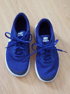 zapatillas nike azul unisex