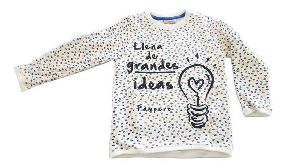 Buzo Infantil Marca Pampero Modelo Idea