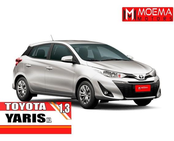 Toyota Yaris Xl 1.3 16v 5p Mec. Flex 2019/2020