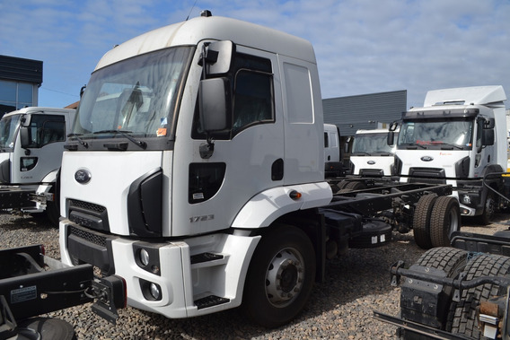 Ford Cargo 1723 / 43 Chasis Manual Sc 2020 0km // Forcam