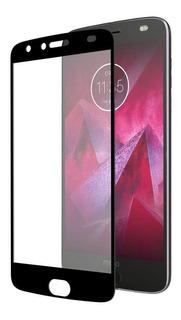 Película Vidro 3d Curva Para Motorola Moto Z2 Play