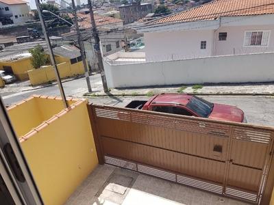 Sobrado Novo ,ótima Localizado, 3 Dormitórios , 1 Suite Vila M, 84m² Vila Moraes R$ 345 Mil - Ca00173 - 4915102