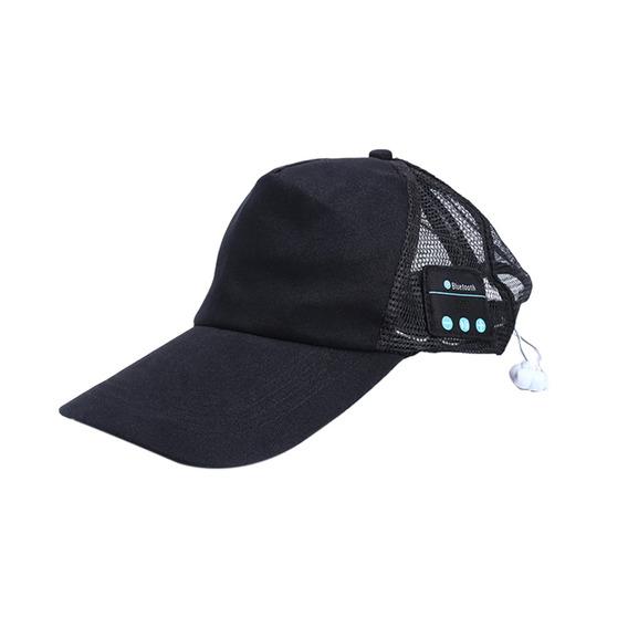 Beisebol Boné Sem Fio Bluetooth Sunhat Fones De Ouvido Alto-