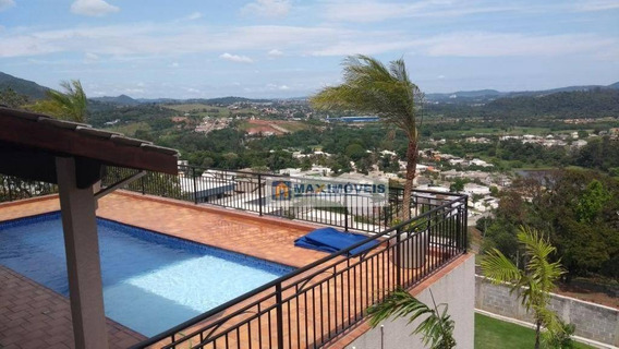 Sobrado Com 3 Dormitórios À Venda, 877 M² Por R$ 1.650.000 - Resid Fazenda Do Porto - Atibaia/sp - So0030