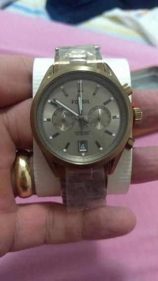 Relógio Fóssil Original, Lacrado, Garantia E Nota Fiscal