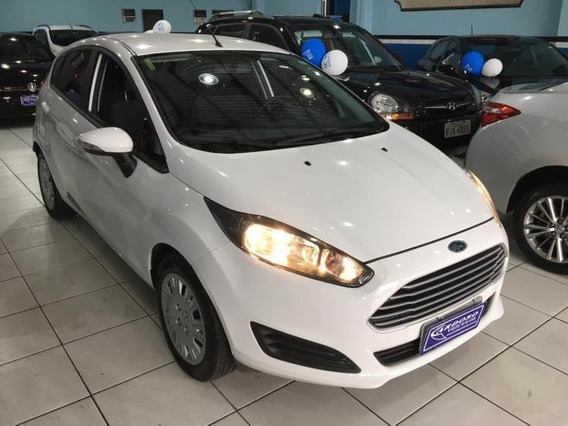 Ford New Fiesta Hatch New Fiesta Se 1.6 16v Flex Manual