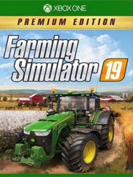 Farming Simulator 19 - Xbox One - Midia Digital + Brinde