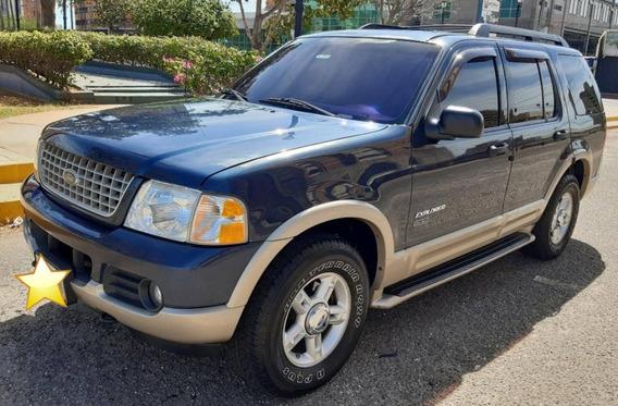 Ford Explorer Eddie Bauer Automatica 2005