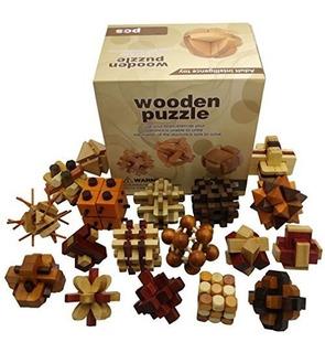 Joyeee Rompecabezas De Madera En 3d Puzzle Diamond Cube Romp