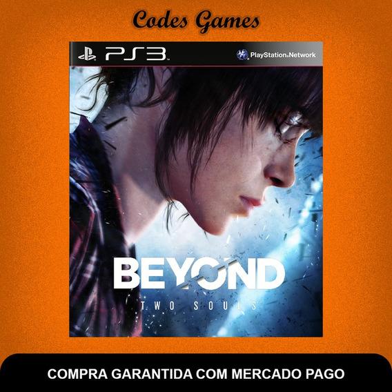 Beyond Two Souls - Inglês - Ps3 - Pronta Entrega