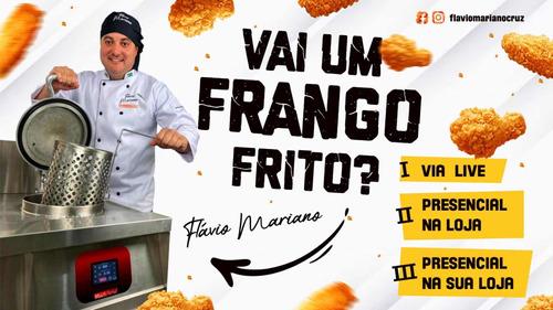 Curso De Frango Frito A Melhor Receita O Melhor Frango Frito