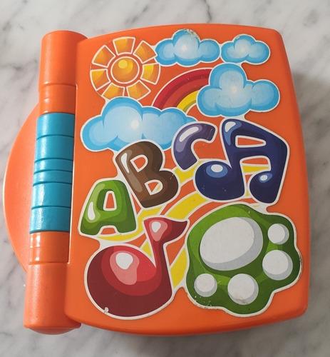 Imagen 1 de 6 de Juguete Libro Interactivo Con Sonidos