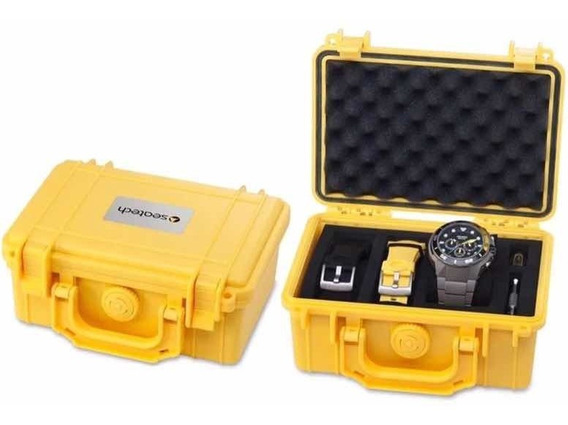 Relógio Orient Seatech Solar Titanium Mbttc014