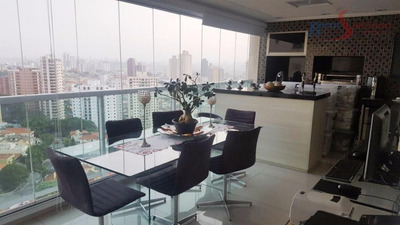 Apartamento Residencial À Venda, Jardim Avelino, São Paulo. - Ap1388