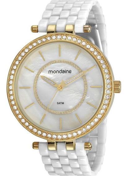 Relógio Feminino Mondaine Strass 53664lpmvde2