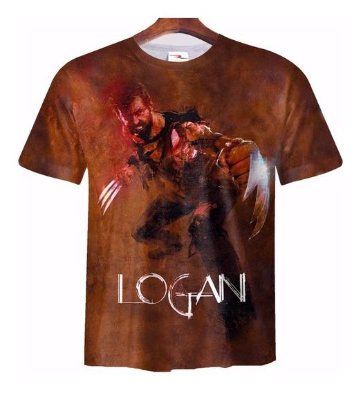Remera Logan Xmen Ranwey Cs471