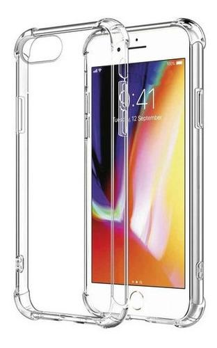 Carcasa Case Antigolpe Transparente iPhone 7 , 8