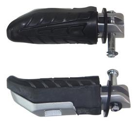 Par Pedaleira Traseira Titan 160 Twister 250 2015 Em Diante