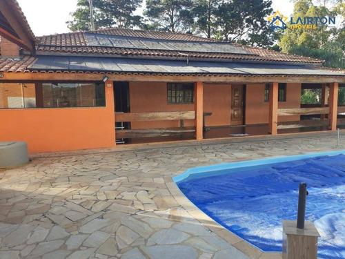 Chácara À Venda, 2568 M² Por R$ 890.000,00 - Jardim Maracanã - Atibaia/sp - Ch1423