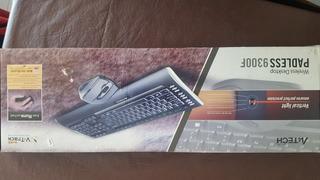 Teclado Y Mouse Inalambrico A4 Tech 9300f