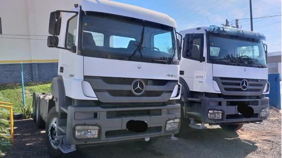Mercedes-benz Mb 3344s - 2012 E 2013