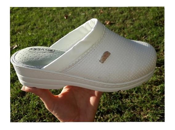 Zapatos/ Sueco Con Taco Doctora Vidal