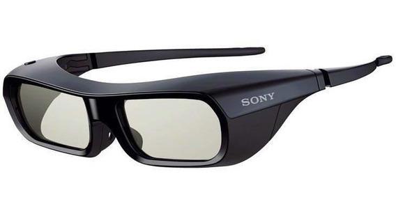 Óculos Sony 3d Preto - Tdg-br250/b
