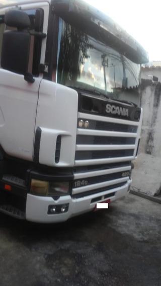 Scania 124 420 05/05 Toco - R$ 130.000
