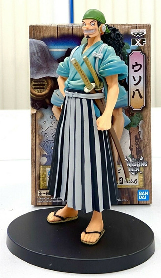 Figure Usopp - One Piece - Dxf The Grandline Men Wano