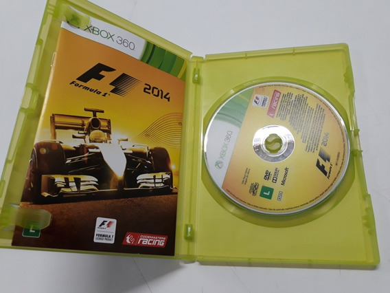 F1 2014 - Xbox 360 - Em Português