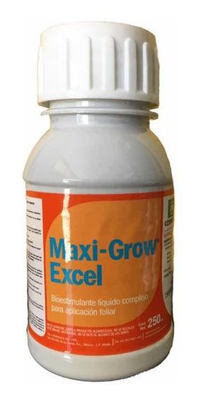 Maxigrow Excel Frasco Hormonas De Crecimiento Uso Agrícola