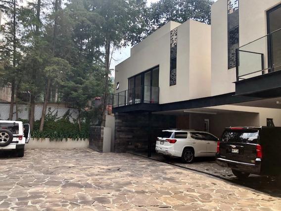 Casa En Lomas De Vista Hermosa, Para Estrenar