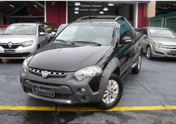 Fiat Strada Adventure Locker Cabine Estendida 1.8 (2013)