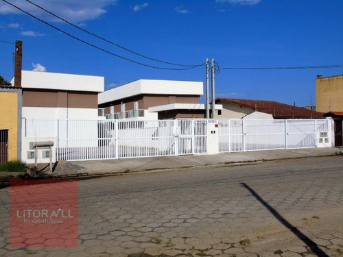 Imagem 1 de 7 de Sobrado Com 2 Dormitórios À Venda, 60 M² Por R$ 150.000,00 - Cibratel Ii - Itanhaém/sp - So0328