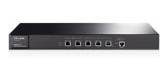 Tplink Router Giga 2 Wan +2 Lan + Vpn Tl Er6120 Rack 6120