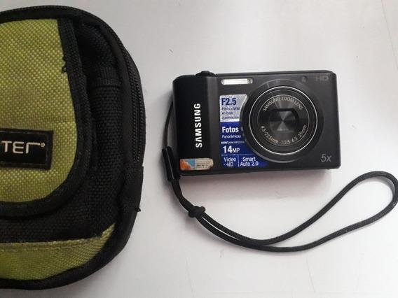 Cámara Digital Samsumg Zoom Lens. En Perfecto Estado