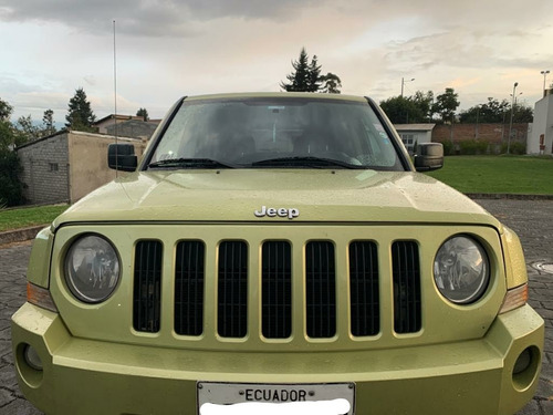 Jeep Patriot Manual