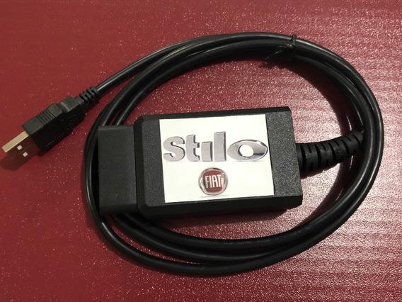 Scanner Fiat Stilo Usb + Programa Frete Grátis