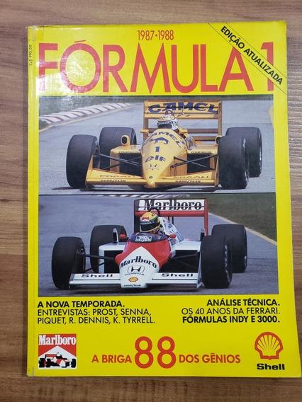 Fórmula 1 - 1987/1988 Ediçõ Especial