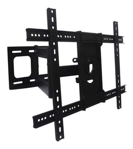 Imagen 1 de 6 de Base Soporte Pared Movible Para Pantalla Tv Lcd 37-70 - 66lb