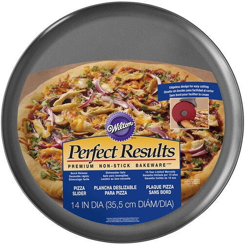 Molde P/ Pizza 14 Wilton 2105-8243
