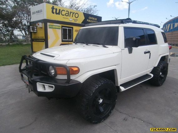 Toyota Fj Cruiser Automatico