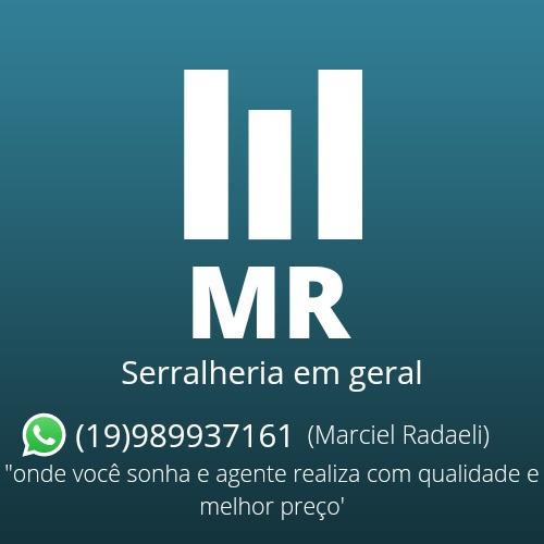 Mr Serralheria Em Geral