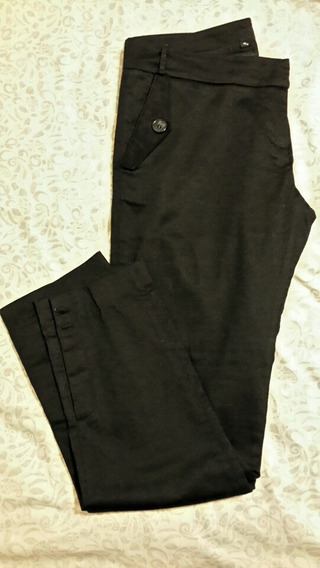 Pantalón De Vestir Negro Desiderata 42/3