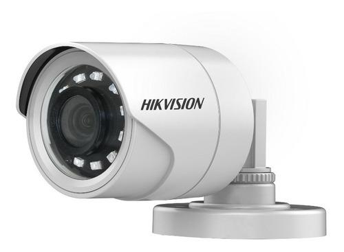 Imagen 1 de 9 de Camara Seguridad Hikvision Hd 720p 1mp Infrarroja 16c0t Ipf