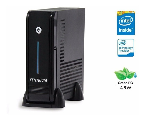 Computador Ultratop 4gb 120ssd Win 10 Pro Centrium