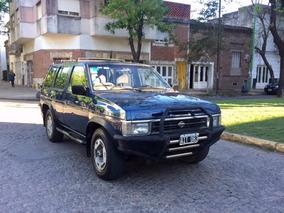 Nissan Pathfinder 4x4 Gnc