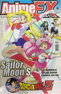Revista Anime Ex N 7